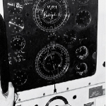 The firing solution computer set for the Belgrano
