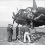German night fighters were fitted with radar