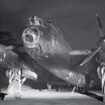 The  Lancaster was the backbone of bomber command